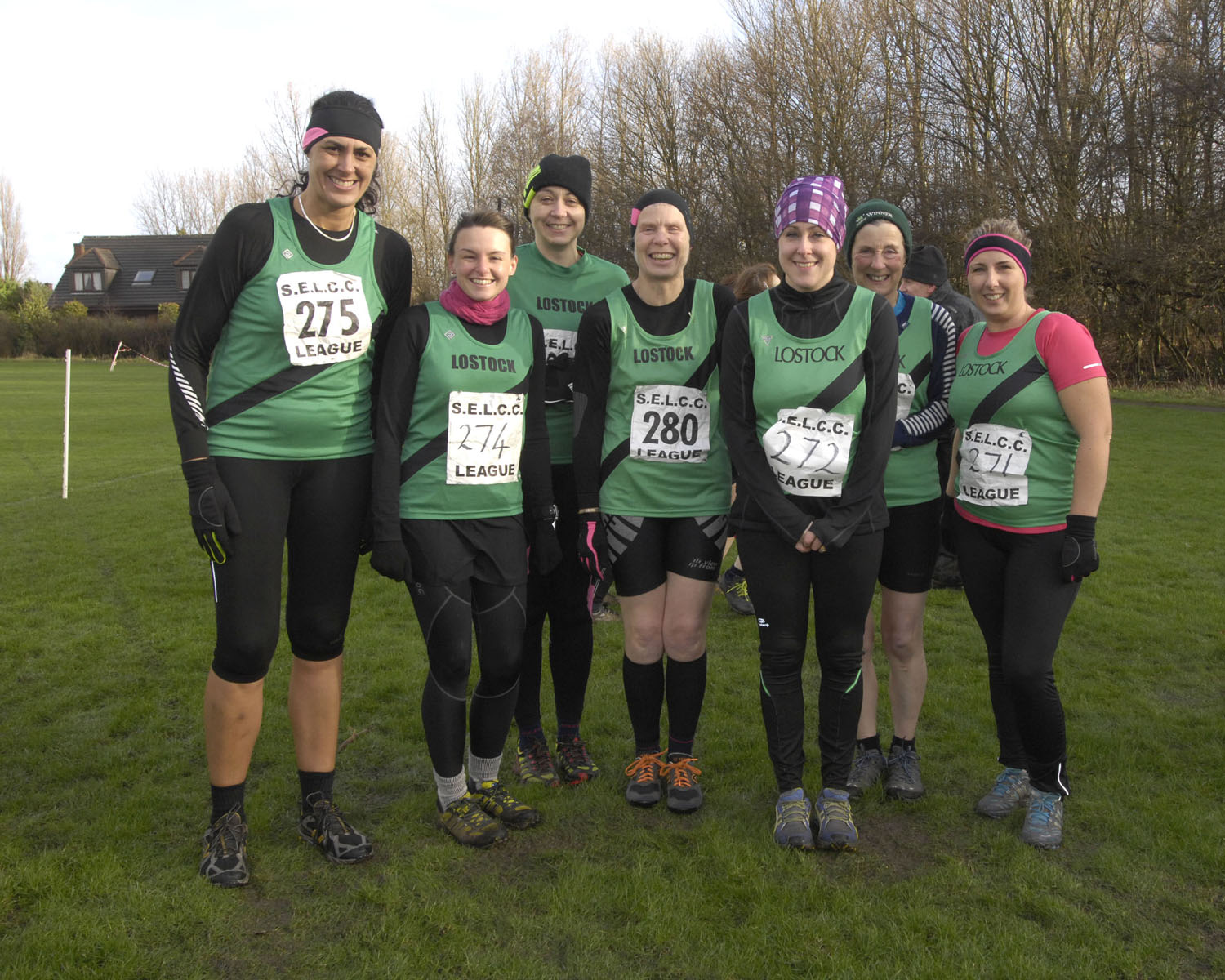 S E LancsXC Leigh21 Jan 2012 Lostock Ladies Team LostockLadies1203D111
